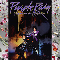 Purple Rain Deluxe album artwork