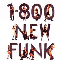 1-800 New Funk (Front Cover)