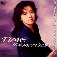 Time The Motion (Front Cover)