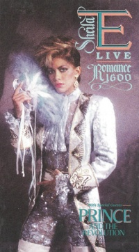 Sheila E. Live In Romance 1600 artwork