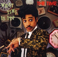 What Time Is It? (Front Cover)