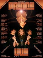 Live Out Loud Tour poster published on (21 March 2013)